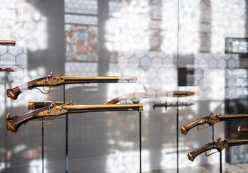 Ceremonial weapons collection | © Swiss National Museum