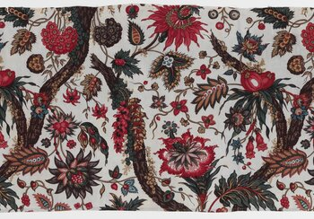 Fabric from the Soehnée l'Aîné & Cie factory in Munster, around 1799 | © Swiss National Museum, former Petitcol Collection