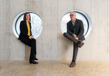 Denise Tonella and Andreas Spillmann | © Swiss National Museum